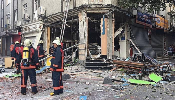 'Bakırköy'de meydana gelen patlama doğalgazdan değil'