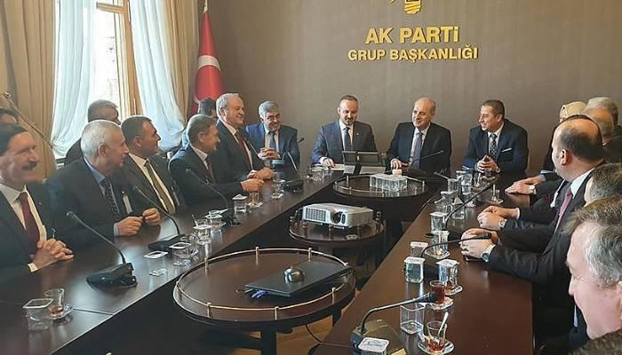Esnaf ve Sanatkarlar Odaları Ankara'daydı