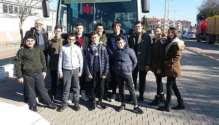 Gelibolu Avcılar Kulübü Sporcuları Türkiye Şampiyonasında