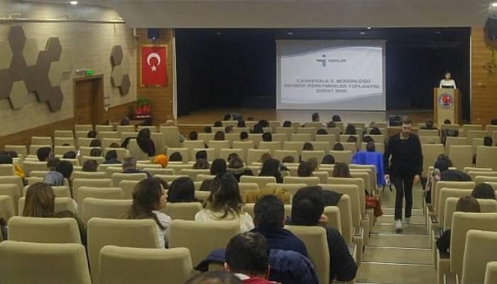 İş ve Meslek Danışmanları, Rehber Öğretmenler Toplantısı Gerçekleştirildi