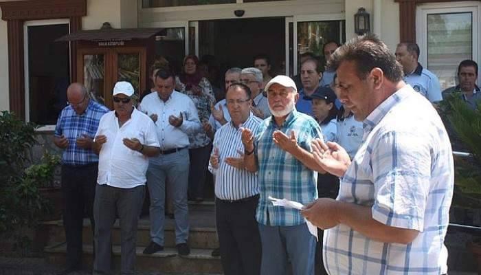 Küçükkuyu Belediyesinden Demokrasi Şehitleri İçin Lokma Hayrı