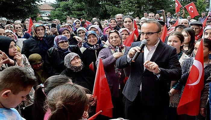 Bülent Turan, Kalkım'da Kılıçdaroğlu'na yüklendi (VİDEO)