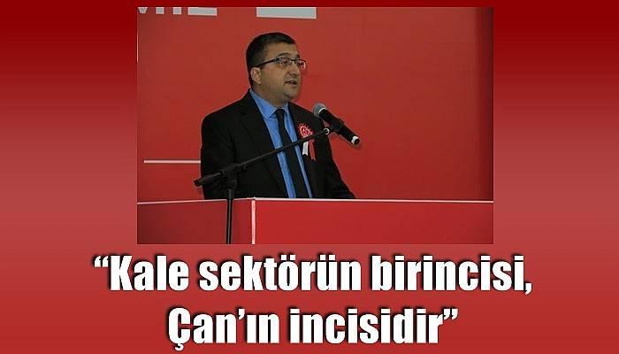 Çan Belediye Başkanı Öz'den Seramik Bayramı Mesajı