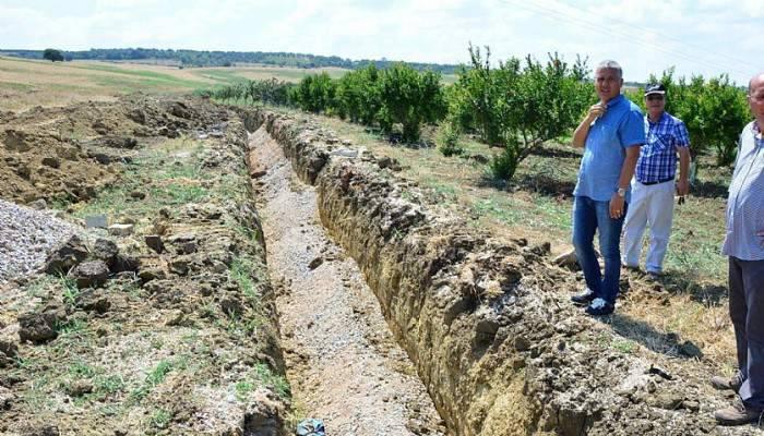 Lapseki'ye katı atık tesisi yapılıyor