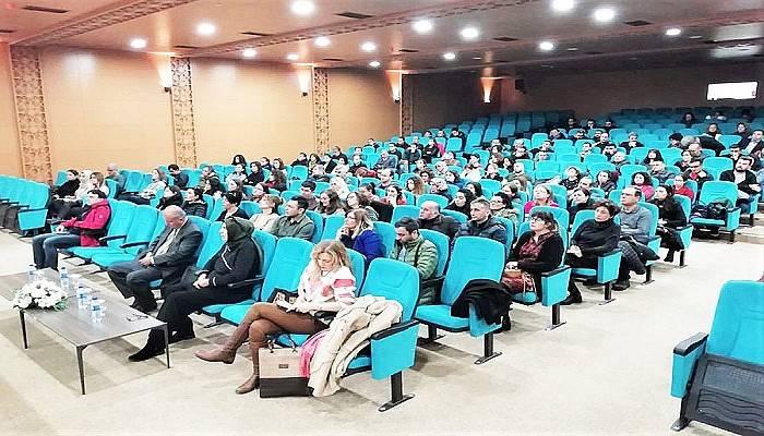 Çanakkale'de Erasmus Plus Eğitimi Verildi