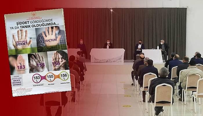 Çan köylere hizmet götürme birliği kasım ayı olağan meclis toplantısı düzenlendi