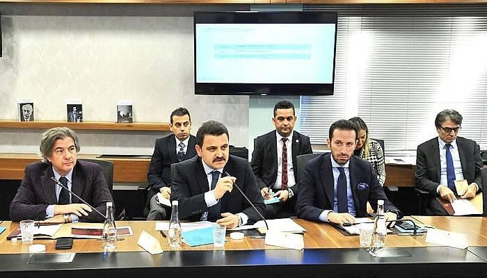 18 Mart törenleri Ankara'da ele alındı