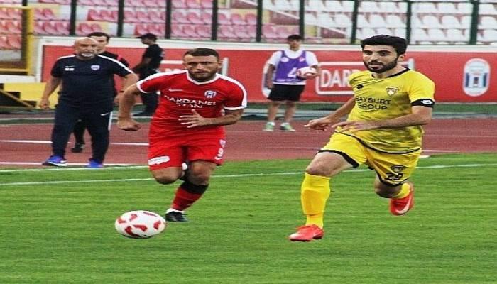 Dardanelspor 0-0 Bayburt Grup Özel İdare