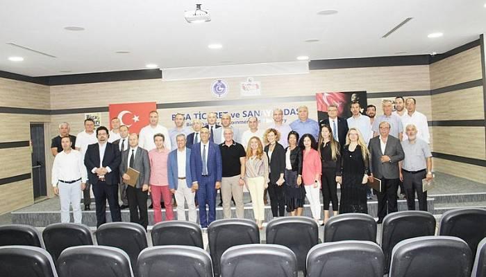"""""""EĞİTİM İŞ BİRLİĞİ PROTOKOLÜ"""" İMZALANDI"""