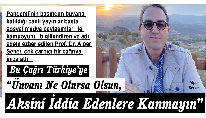 BU REHBER HERKESE '8 MADDE' DE, 'COVİD'SİZ KIŞ..'