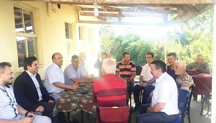 Kaymakam Can'dan Köy Ziyareti