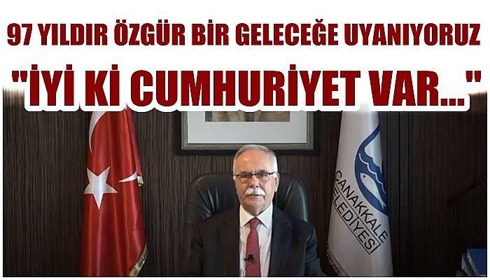 Gökhan'ın 29 Ekim Cumhuriyet Bayramı Mesajı (VİDEO)