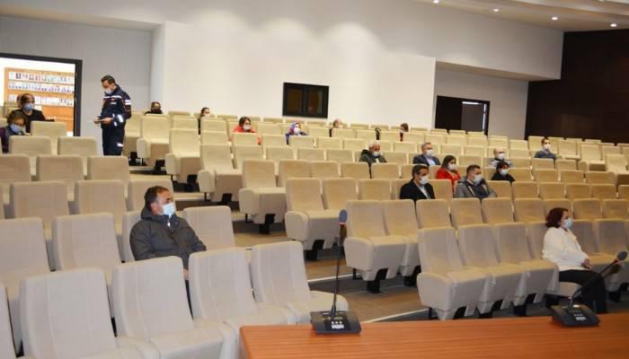ÇTSO ve OSB personeli afet farkındalık eğitimi aldı