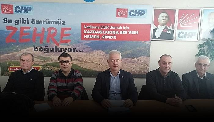 """""""Halkımız ülkeyi CHP'ye teslim edecek"""""""