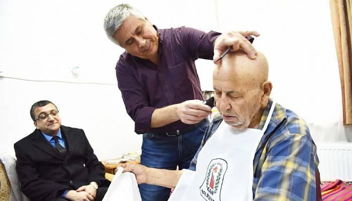 """BELEDİYE ÇALIŞMALARININ ÖNCELİĞİ """"AİLEM ÇAN"""""""