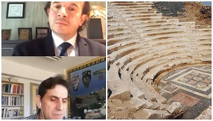Prof. Dr. Vedat Keleş: Parion en önemli arkeolojik kentlerinden biri haline geldi