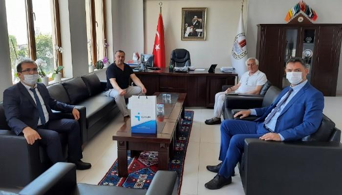 İŞKUR'dan Eceabat'taki İşverenlere Ziyaret