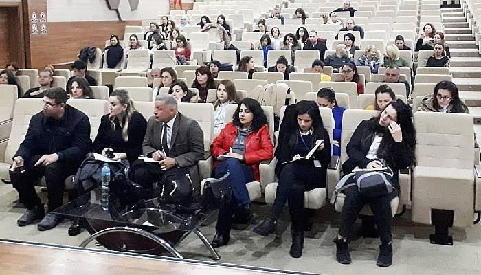 Proje Sahiplerine Erasmus+AB Projeleri ve eTwinning Eğitimleri Verildi