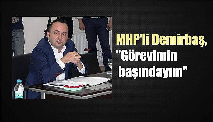 MHP'li Demirbaş,