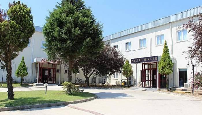 Gelibolu askeri hastanesinde inceleme