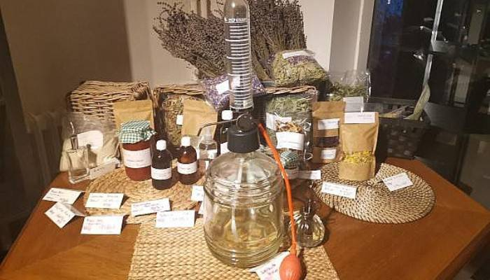 Doğal tıbbi aromatik bitkilere ilgi artıyor (VİDEO)