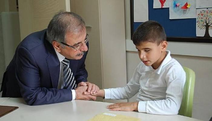 Başkan Özacar'dan 'Engelliler Haftası' mesajı
