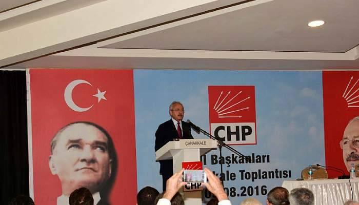 Tüm Siyasal Parti Liderleri Yenikapı'da Olmalıydı