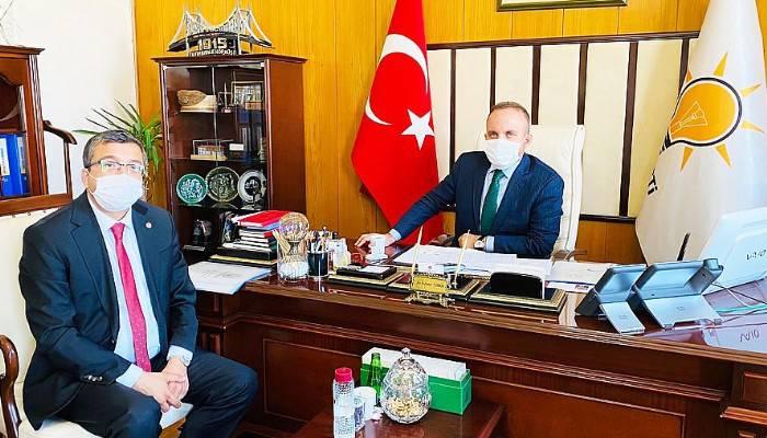 Başkan Bülent Öz: 'Turan'dan Destek Sözü Aldık'