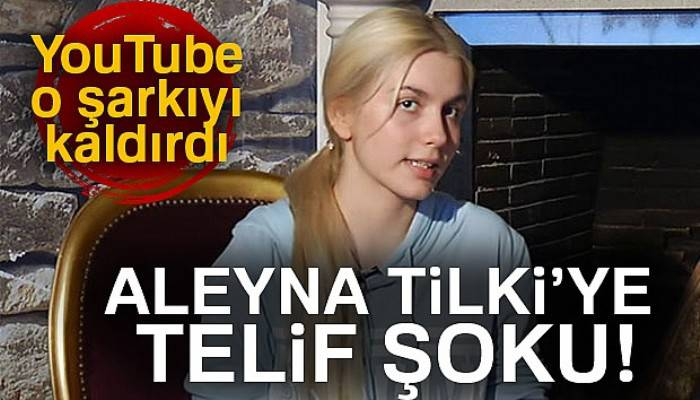 Aleyna Tilki'ye