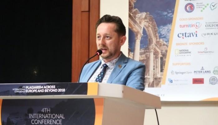 Üniversitelerde İntihalin Önlenmesine Yönelik Uluslararası İş Birliği Projesi