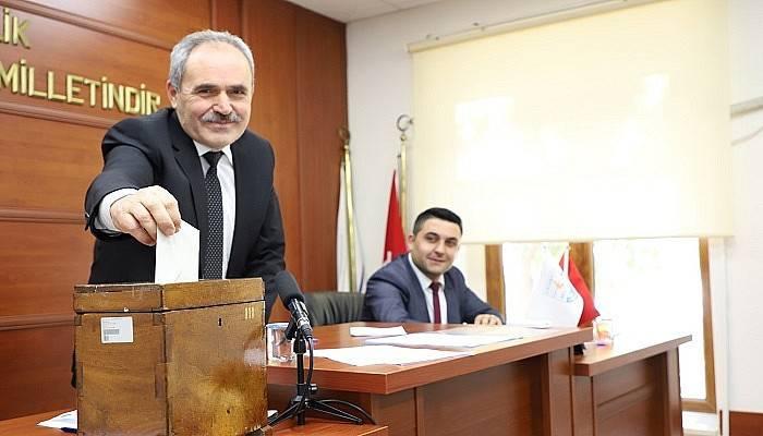 Gelibolu Belediyesi Ocak Ayı Meclisi Toplantısı Yapıldı