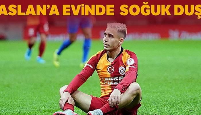 Galatasaray Tuzlaspor kaç kaç bitti?