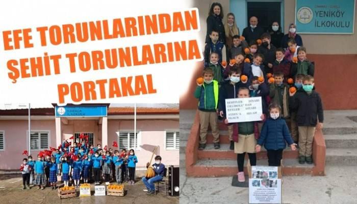 Aydın'dan Çanakkale'ye gönül köprüsü (VİDEO)