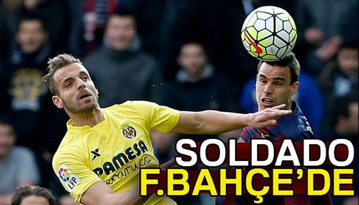 Roberto Soldado Fenerbahçe'de