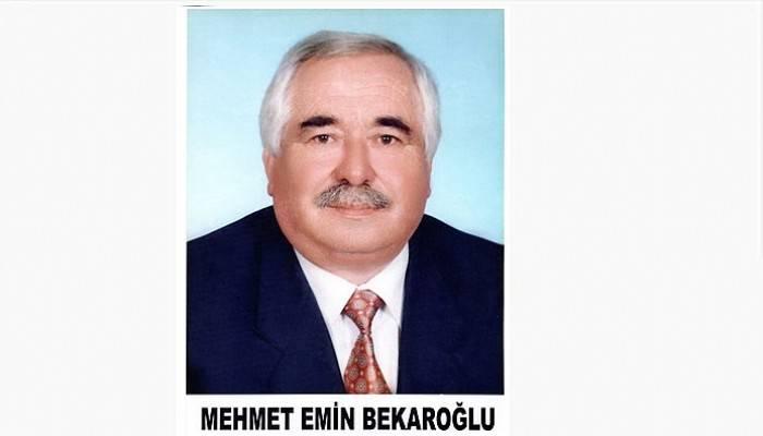 Karabiga eski belediye başkanını kaybetti