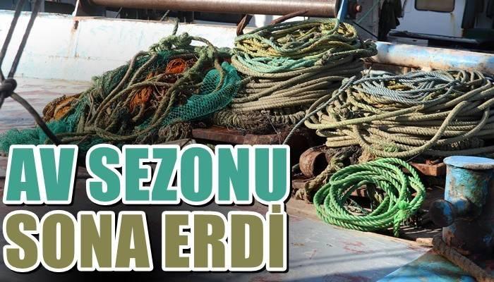Av sezonun bitmesine saatler kala balıkçılar dönüyor (VİDEO)