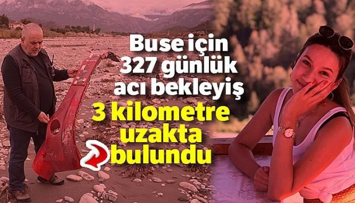 Hortuma kapılan kayıp Buse için 327 günlük acı bekleyiş