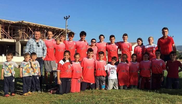 Biga'da atletizm kulübü açıldı