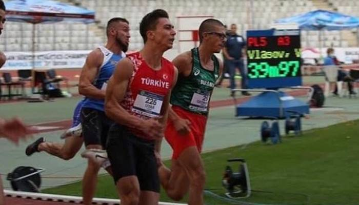 Çanakkaleli atlet Avrupa Şampiyonasında koşacak