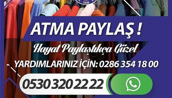 KARABİGA'DA 'ATMA PAYLAŞ' PROJESİ GÖNÜL KÖPRÜSÜ KURACAK