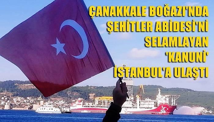 Bakan Dönmez'den 'Kanuni' paylaşımı (VİDEO)
