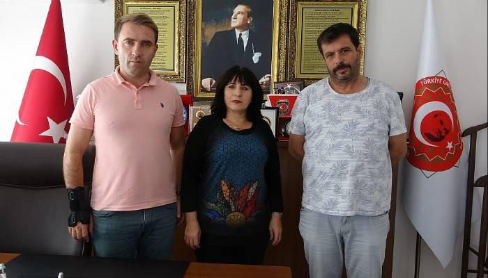 Çanakkaleli şehit yakınları ve gazilerden 'Barış Pınarı'na tam destek (VİDEO)