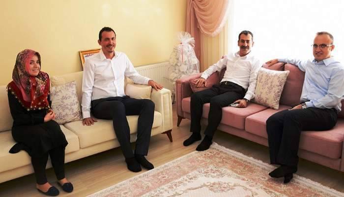TURAN'DAN YERİNDE ZİYARET