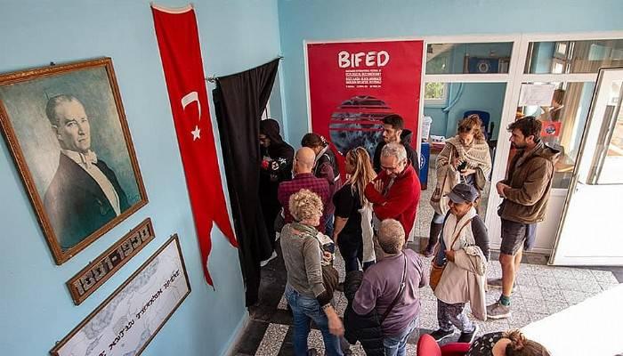 Bozcaada'da BIFED heyecanı başlıyor