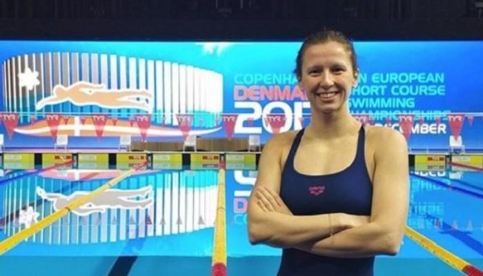 Çanakkaleli yüzücü Nida Eliz Üstündağ, İstanbul Boğazı'nda şampiyon