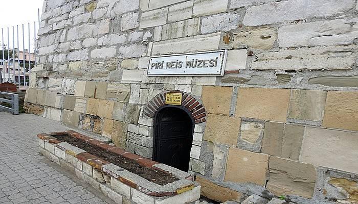 Piri Reis Müzesi ziyaretçilerini bekliyor!