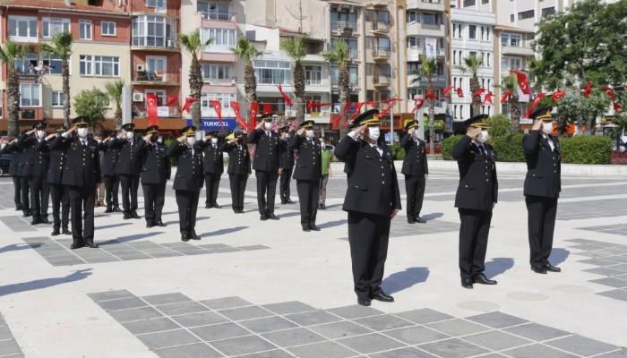 Çanakkale'de Jandarma teşkilatının 182'inci yılı törenle kutlandı