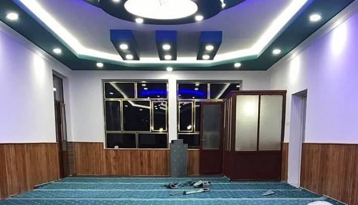Restorasyonu Tamamlanan Cami İbadete Açıldı