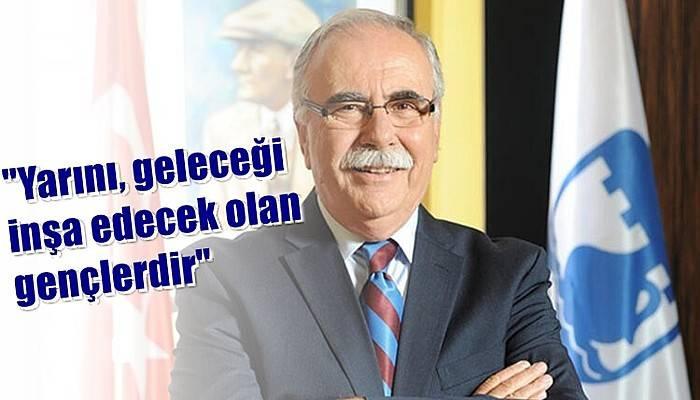 Başkan Gökhan'dan 19 Mayıs mesajı