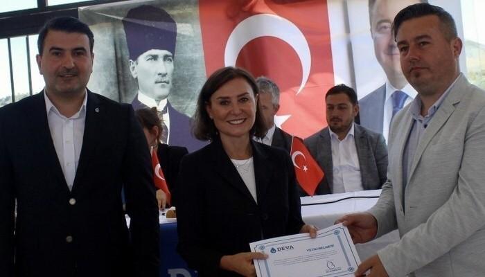 DEVA Partisi Ayvacık ve Çan'a ilçe başkanları atandı